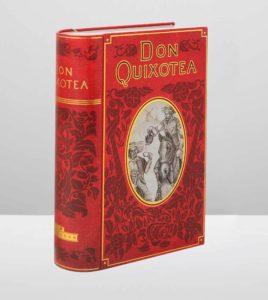 Noveltea Tin Don Quixotea